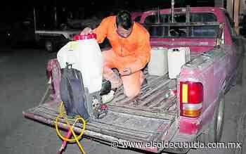 Extienden ley seca al municipio de Tepalcingo - El Sol de Cuautla