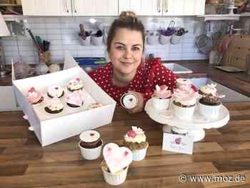 Muttertag: Jenny Kühn ist die Muffin-Queen von Neuenhagen - Märkische Onlinezeitung