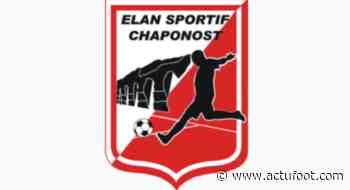 D1 : L'ES Chaponost tient son nouveau coach ! - Actufoot