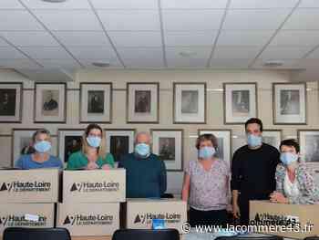Monistrol-sur-Loire : les masques sont arrivés, la distribution peut commencer - La Commère 43
