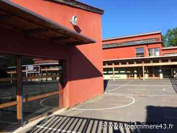 Monistrol-sur-Loire : des aménagements pour la réouverture des écoles publiques - La Commère 43