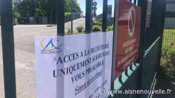 Les déchetteries de Tergnier, Chauny et Beautor rouvrent lundi avec de nouvelles règles - L'Aisne Nouvelle