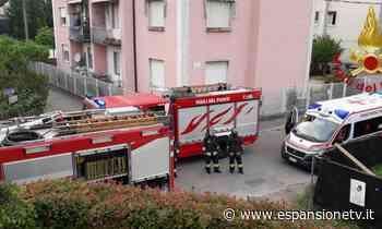 Turate, fiamme nella cucina di un'abitazione. Un ferito trasportato al Sant'Anna – Espansione TV - Espansione TV