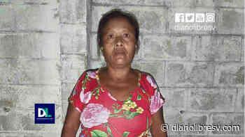 Capturan a mujer pederasta en Apulo, Ilopango » diariolibresv.com - Diario Libre