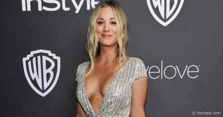 Kaley Cuoco Shops For Jam In Semi-Sheer Workout Gear - The Blast