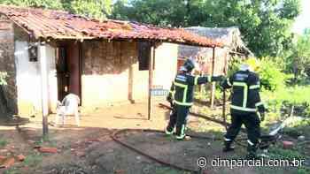 Confusão entre família acaba em residência incendiada em Bacabal - O Imparcial