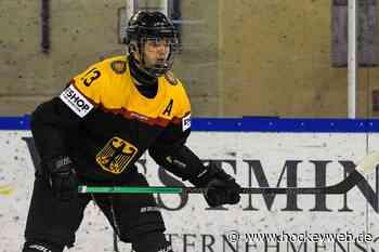 Fabjon Kuqi erhält Fördervertrag bei den Bietigheim SteelersSchon die dritte Saison für Youngster - Hockeyweb.de