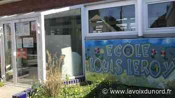 Les écoles rouvrent, avec accueil une semaine sur deux, à Wambrechies - La Voix du Nord