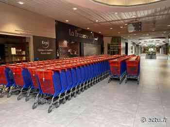 Saint-Malo : la galerie commerciale de la Madeleine s'apprête à rouvrir sous les applaudissements - Le Pays Malouin
