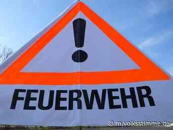 Brand Toter in Aschersleben - Volksstimme