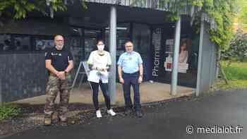 Gramat : Le Centre Cynophile de la gendarmerie plus que jamais solidaire - Medialot
