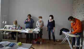 Lot. Entre Gramat et Saint-Céré, l'atelier « Made in Mayrinhac » fabrique des masques, gratuits... - actu.fr