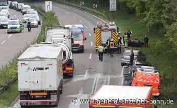 Meckenheim: 35-Jähriger bei Unfall auf A565 lebensgefährlich verletzt - General-Anzeiger