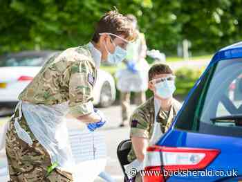 Coronavirus mobile testing site coming to Aqua Vale in Aylesbury this weekend - Bucks Herald