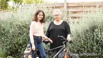 Plaisance-du-Touch. Malia Marie distribue le pain aux personnes âgées - ladepeche.fr