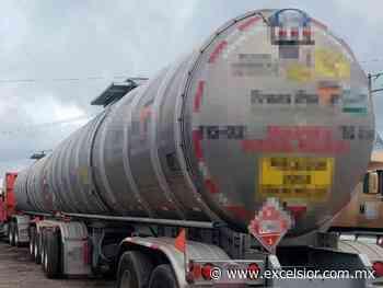 Guardia Nacional asegura 32 mil litros de huachicol en Huimanguillo, Tabasco - Excélsior