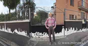 Desio, primo murales italiano dedicato alle vittime del COVID-19: domani l'inaugurazione - MBnews