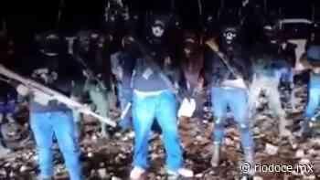 Amenaza grupo Guerreros Unidos con destruir instalaciones de minera canadiense en Cocula - Rio Doce