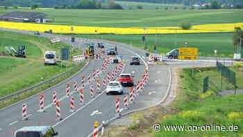 Politik fordert Tempolimit am Unfallschwerpunkt an der B45 bei Nidderau (Main-Kinzig-Kreis) | Nidderau - op-online.de