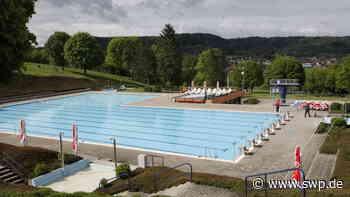Freibad Gaildorf: Lässt sich 2020 auf dem Kieselberg noch baden? - SWP
