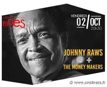 JOHNNY RAWLS + THE MONEY MAKERS L'Odéon 2 octobre 2020 - Unidivers
