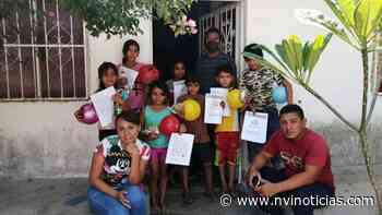 Maestros visitan a sus alumnos en Pijijiapan - NVI Noticias