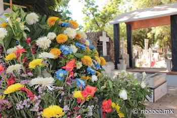 Cerrarán panteones y florerías el Día de las Madres, en Navolato - Rio Doce