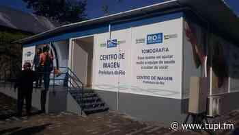 Crivella inaugura tomógrafo em Del Castilho, na Zona Norte - Super Rádio Tupi
