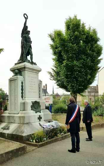 A Gisors (Eure), la cérémonie du 8 mai avait lieu sans les anciens combattants - Normandie Actu