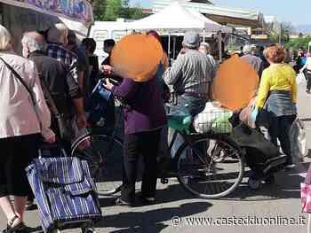 """Sestu, riapre il mercato all'aperto e scoppiano le proteste: """"Persone troppo vicine"""" - Casteddu on Line"""