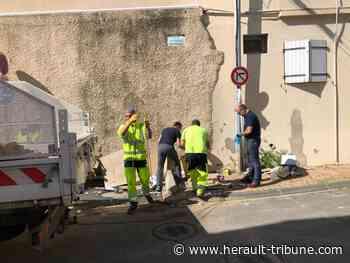 FLORENSAC - Le maire pique une colère et rapporte les encombrants d'un récidiviste devant lui ! - Hérault-Tribune