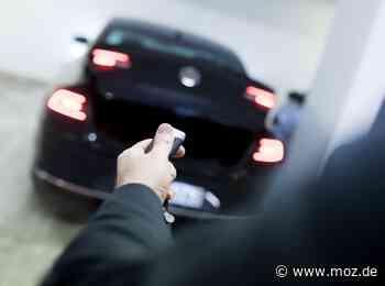 Polizei: Laptop aus Fahrzeug in Vogelsdorf gestohlen - Märkische Onlinezeitung