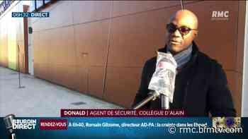 """""""C'était un visage du quotidien"""": à Aulnay-sous-Bois, les habitants émus par la mort d'un vigile de centre commercial atteint du coronavirus - BFMTV.COM"""