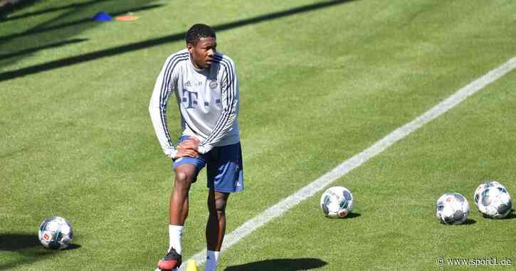 FC Bayern: Inter Mailand an David Alaba interessiert - SPORT1