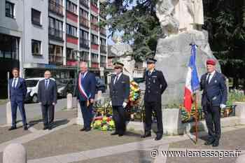Thonon-les-Bains: une célébration du 8-mai en petit comité - Le Messager