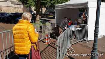 Côte-d'Or : la ville de Beaune a commencé la distribution de 800 masques - France Bleu