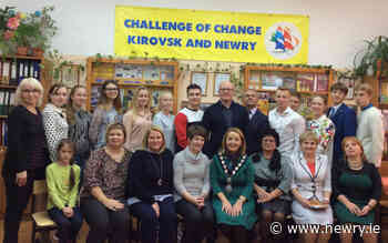 Council Visit to Kirovsk - Newry.ie