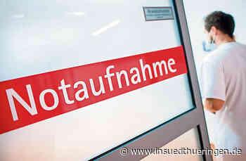 Weniger Patienten kommen in die Notaufnahme - inSüdthüringen.de