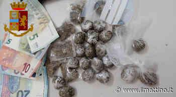 Spaccio di droga alla rotonda di San Nicola la Strada: arrestato - Il Mattino