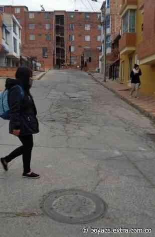 'Oicatá' sufre por falta de asfalto | Boyacá - Extra Boyacá