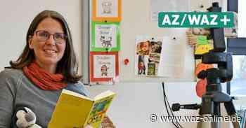 Corona-Modus - Sassenburger Lehrerin wird für ihre Schüler zum Youtube-Star - Wolfsburger Allgemeine