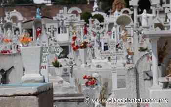 Panteón de Lagos de Moreno cerrará el 10 de mayo - El Occidental