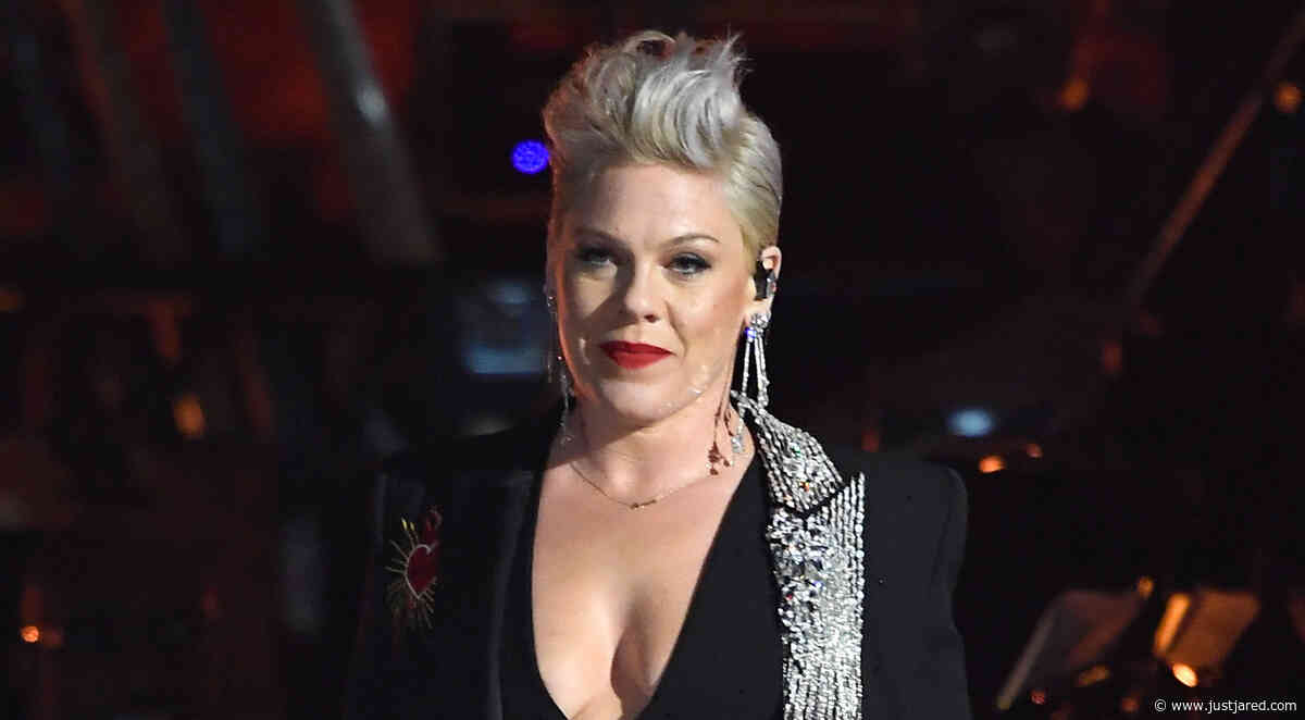 Pink Says Battling Virus with Son Jameson Was 'Most Physically & Emotionally Challenging Experience'