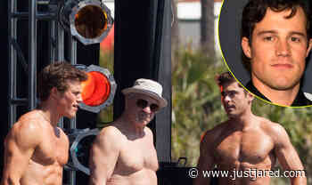 Hollywood's Jake Picking Once Had a Shirtless Scene with Zac Efron & Robert De Niro!