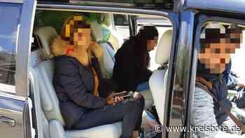 Mutmaßliche Schleuser angezeigt: Zwei Frauen an der Grenze bei Mittenwald zurückgewiesen | Garmisch-Partenkirchen - Kreisbote