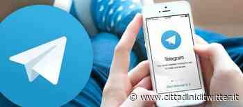 Il Comune di Novate Milanese su Telegram per aggiornare i cittadini in tempo reale - http://www.cittadiniditwitter.it/