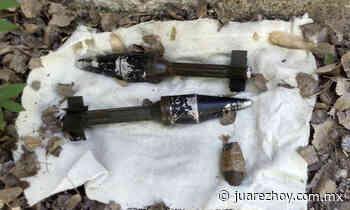 Aseguran granadas en San Buenaventura - Hoy