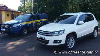 Após perseguição, carro furtado em Palotina é recuperado em Mercedes - O Presente