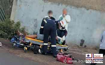 Homem é esfaqueado em Palotina - POLICIAL - Aquiagora.net