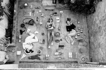 Les familles confinées de Saint-Germain-en-Laye se font tirer le portrait - Le Parisien